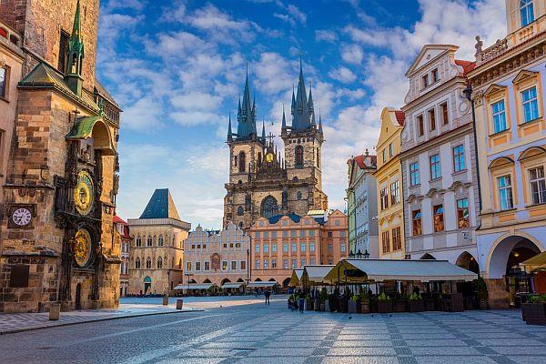 Πράγα πλατεία παλιάς πόλης