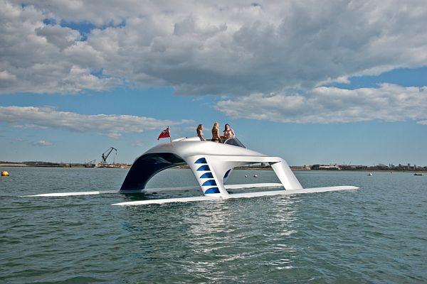 Glider Yacht SS18: Η επανάσταση στα ιδιωτικά σκάφη