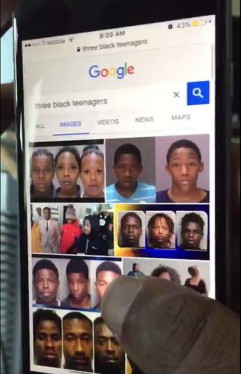 google-experiment