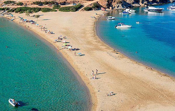 Η Κύθνος είναι το καλοκαίρι στην Ελλάδα. Τελεία.