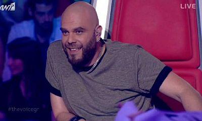 The Voice 2: Δείτε την έναρξη του 3ου live με το τραγούδι που έγραψε ο Stavento για την ομάδα του