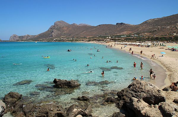 ελαφονήσι κρήτη παραλίες